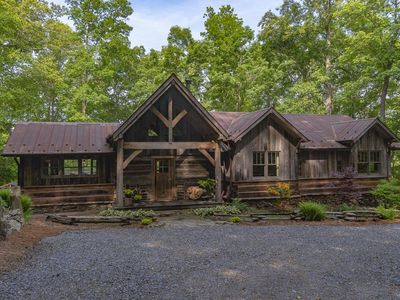 Photo for The Woodland House; Right on the doorstep of Downtown Asheville; HOT TUB & more!