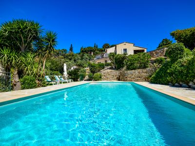 Photo for Provencal villa with 4 bedrooms