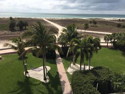 Photo for Incredible View Treasure Island Beachfront Condo South Beach 505