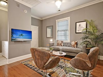 Photo for The Hampstead Suite - 2 Bed/1 Bath - 2 Blocks from The Cedar Room at The Cigar Factory