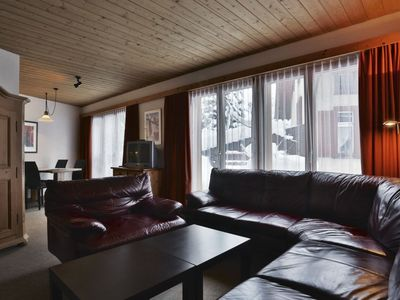 Photo for Apartment in the center of Grindelwald with Lift, Parking, Internet, Terrace (38051)