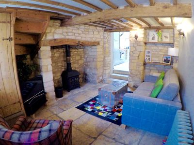 Photo for Stunning Grade II listed cottage on Vineyard Street in the heart of Winchcombe.