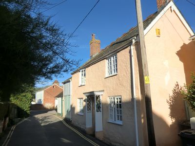 Photo for 3 bed cottage to rent in Sidmouth - 3 mins walk from town and beach