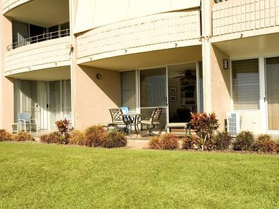 Photo for Amazing Oceanfront 1 Bedroom Condo Near Maui Aquarium!!!