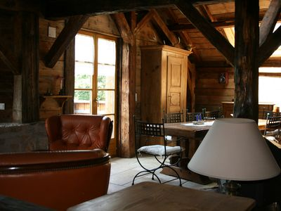 Photo for To rent big apartment 120m2 in chalet on 4 levels