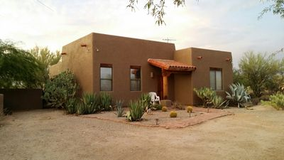 Photo for Golf Getaway, Beauty and Privacy In The Desert, secluded, amenities nearby