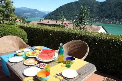 Photo for Holiday apartment Cuasso al Monte for 2 - 7 persons with 2 bedrooms - Holiday apartment