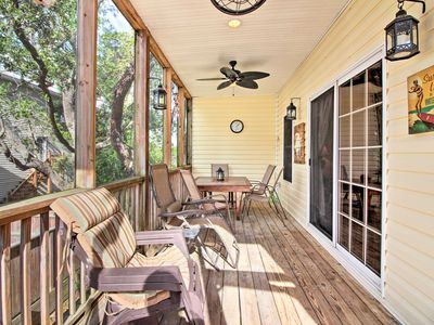 Photo for Tybee Island Townhome - 1 Mile to North Beach!