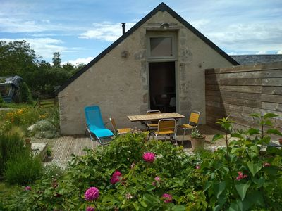 Photo for Rent 80 m2 (4 people) close to the chateaux of the Loire