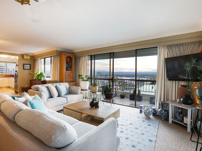 Photo for Ultra Luxurious Waterfront  Queen Bedroom with Surfers Paradise Views