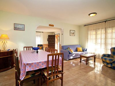 Photo for Vacation home Zaida in L'Ametlla de Mar - 5 persons, 3 bedrooms