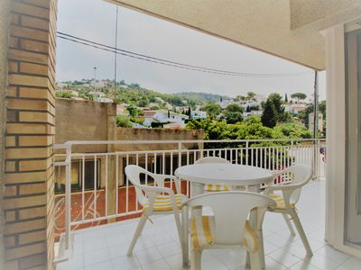 Photo for CENTRAL APARTMENT 400 MTS FROM THE BEACH WITH AIR CONDITIONING