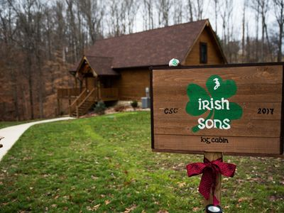 Photo for 4BR Cabin Vacation Rental in Nashville, Indiana