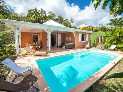 Photo for Ti Bonheur - Villa for 6 people in Le Vauclin