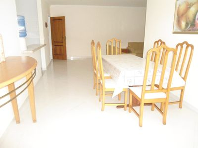 Photo for Beautiful apt in Praia Grande Ubatuba 100 mts from the sea