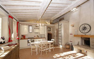 Photo for Beautiful, Fully Renovated Town Home in Tuscan Town of Cetona