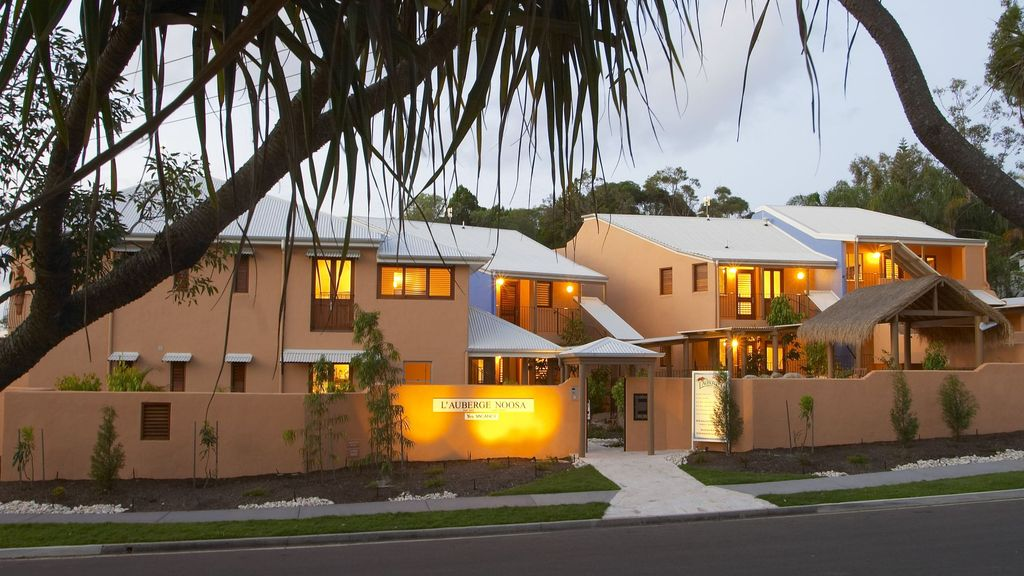 L'Auberge Noosa No3 - Romatic Luxury Getaway
