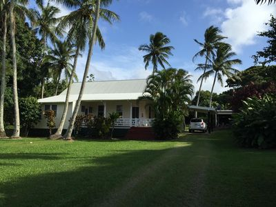 Newly Renovated Piece Of Paradise Experience Old Hawaii At Its Best Kapaau