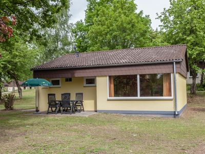 Photo for 4-person bungalow - Extra accessible in the holiday park Landal Warsberg - in the mountains/rolling countryside
