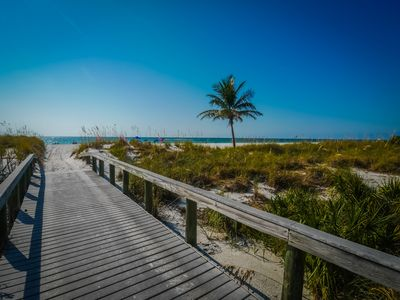 Photo for Gulf Gate Resort - Gulf Views Beautifully Updated. Best Sunsets. Aug & Sept OPEN