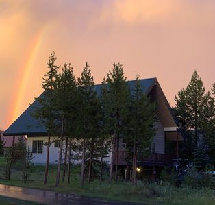 Photo for Bearly Bee-Haven Lodge sleeps 16! 22 miles to YNP. Discounted Winter Rates!!!