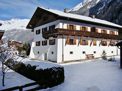 Photo for Apartment Mühlbach  in Feichten im Kaunertal, Tyrol west - 6 persons, 3 bedrooms