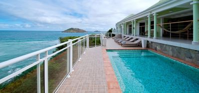 Villa Ushuaia  -  Ocean Front - Located in  Wonderful Flamands with Private Pool