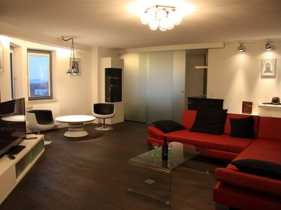 Photo for Exclusive and luxuröse Designer apartment in the heart of Güstrow near Rostock