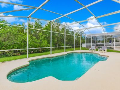 Photo for Lovely Pool Home, Pet Friendly. Orlando 1744