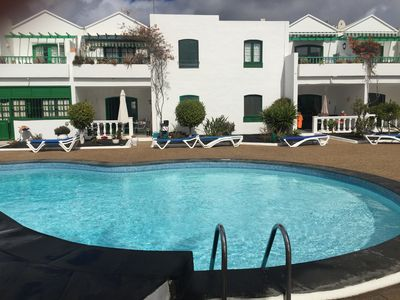 Photo for SUPER TWO BEDROOM APARTMENT Puerto Del Carmen Old Town