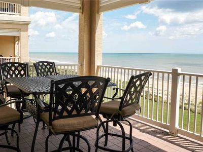 Photo for 751 Cinnamon Beach, 3 Bedroom, Sleeps 8, Ocean Front, 2 Pools, Pet Friendly