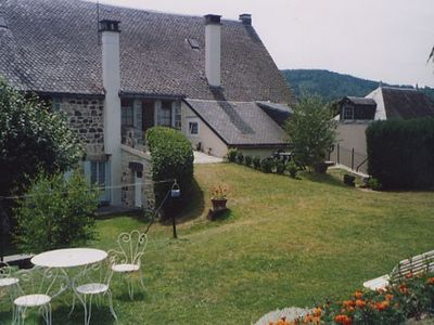 Photo for Appart *** new in house surrounded by garden in La Bourboule 1 - WiFi
