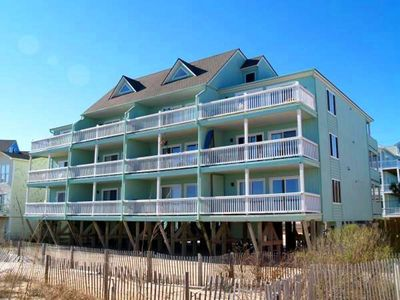 Photo for Amazing Oceanfront Condo Just Short Walk to Carolina Beach Pier - SUNSKIPPER UNIT D-8
