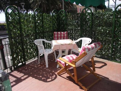 Photo for 2BR Apartment Vacation Rental in LAVAGNA, GENOVA