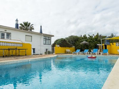 Photo for Praia da Luz - Villa with pool