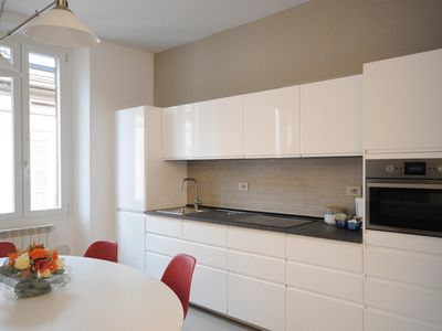 Photo for 2BR Apartment Vacation Rental in Como, Lombardia