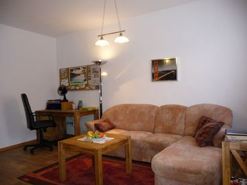 Child-friendly apartment in Zeulenroda on the outskirts of the city for max. six guests