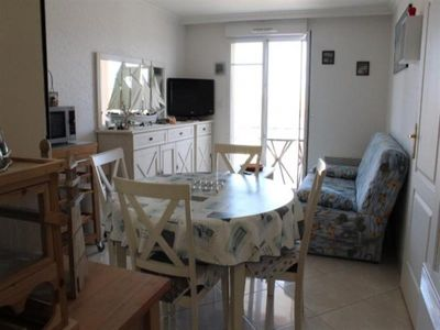 Photo for Apartment Fort-Mahon-Plage, 2 bedrooms, 4 persons