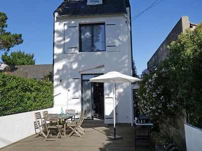 Photo for House 243 m from the center of Carnac with Internet, Parking, Terrace, Garden (341978)