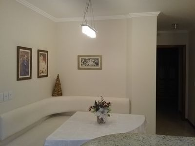 Photo for Apt in Jurerê Open Shopping 600 meters from the beach close to bars and restaurants