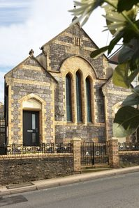 Photo for 2, The Old Chapel - beautifully converted Chapel with private hot tub.