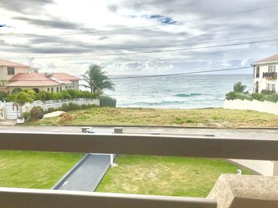 Photo for Spacious Oceanview One Bedroom Apartment