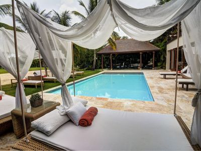 Enchanting Tropical Beauty In the Luxurious Punta Cana Resort and Club