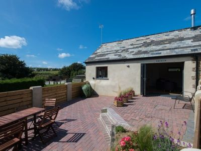 Photo for Lovely stone property, situated on the outskirts of Bude, brilliantly located