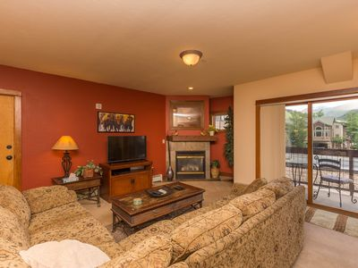 Photo for Condo w/Mountain and Ski Slope Views, Updated Kitchen, Free WIFI