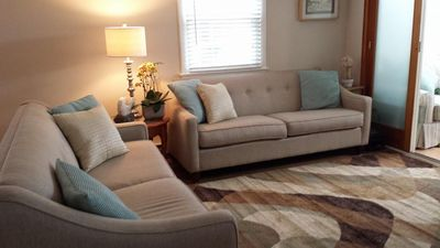 Brand new living room furniture - perfect for bringing the family together!