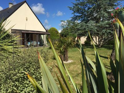 Photo for Single storey house located 150m from the sandy beach