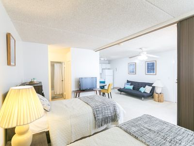Photo for Quiet and comfortable , Convenient location in Waikiki, Free parking