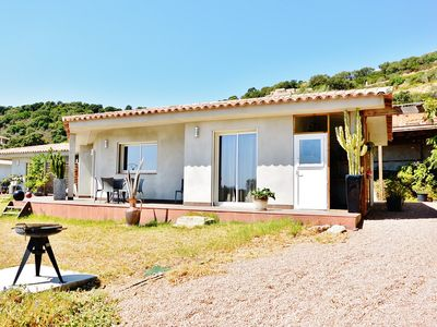 Photo for VILLA ACE - ST CYPRIEN - PRIVATE POOL - AIR CONDITIONNING - WI-FI
