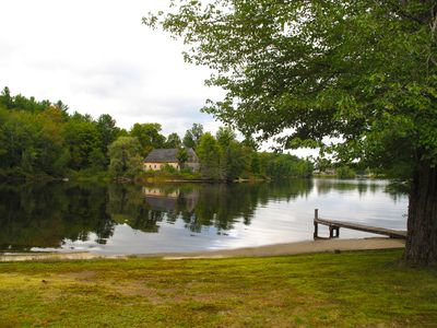 Photo for Cottage on Beautiful Franklin Pierce Lake
